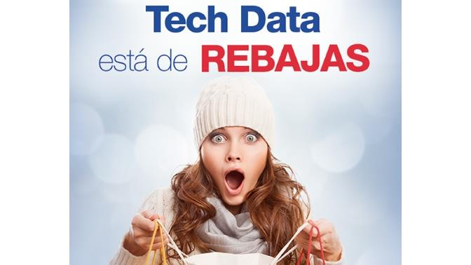 Rebajas en Tech Data