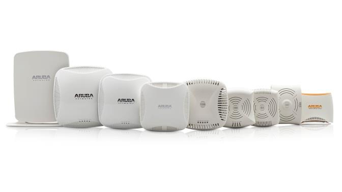 Aruna Networks Wireless AP Family