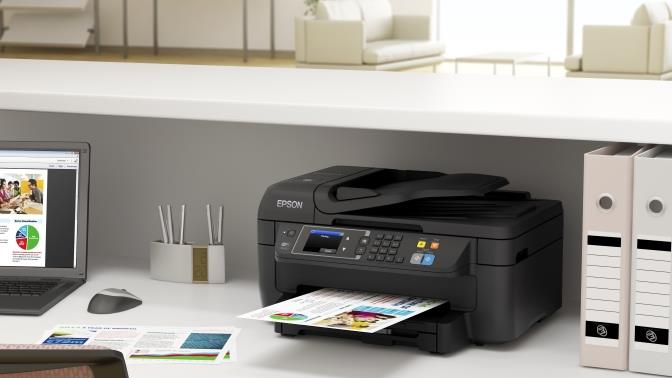 Epson WorkForce 2660DWF
