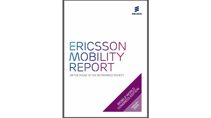 Ericsson mobility report MWC15