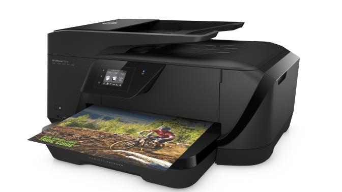 HP OfficeJet 7510 All-in-One de gran formato