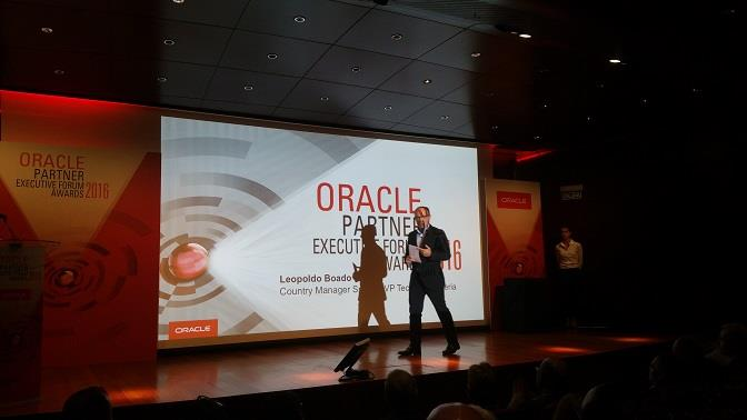 Oracle Partner Awards