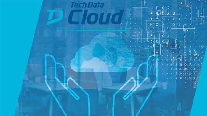 Tech Data cloud