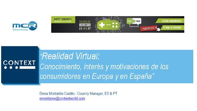 Realidad Virtual Context