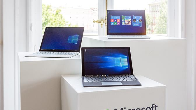 Familia Microsoft Surface