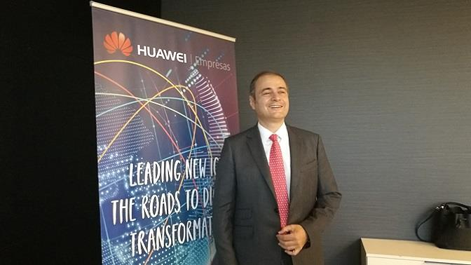 Carlos Delso Huawei