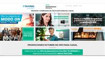 Web Promociones Tech Data