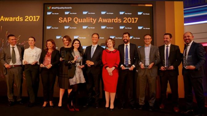 SAP Quality Awards