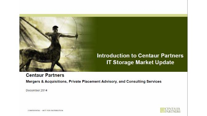 Centaur Partners_whitepapers