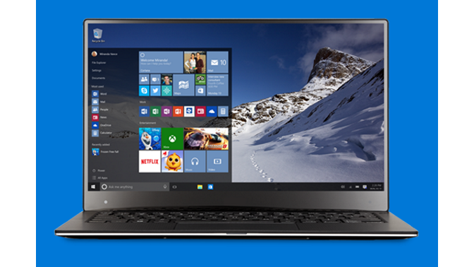 Windows 10, disponible el 29 de julio