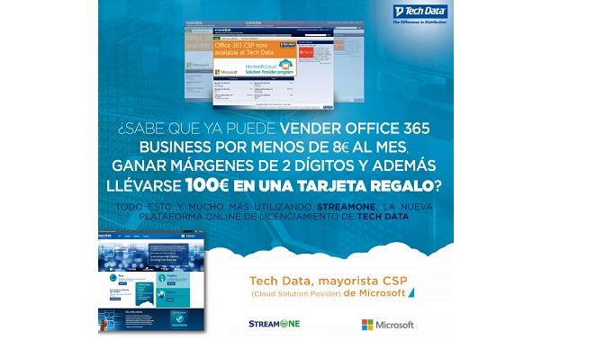 Tech Data Promocion