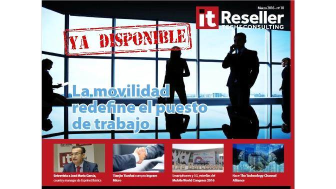 Portada IT Reseller marzo 16 estandar disponible