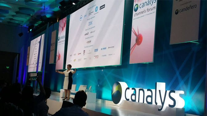 Canalys Channel Forum