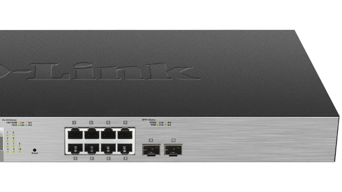 Switch DLink DXS_1100_10TS