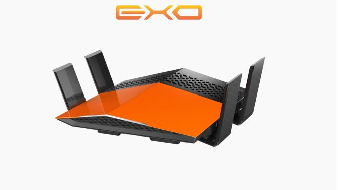 D-Link Exo Router
