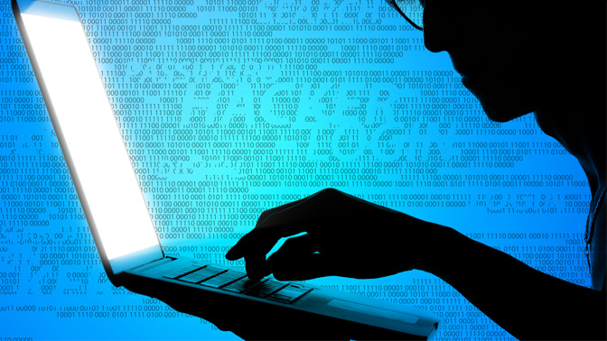 seguridad ciberriesgo hacker