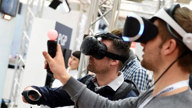 cebit realidad virtual