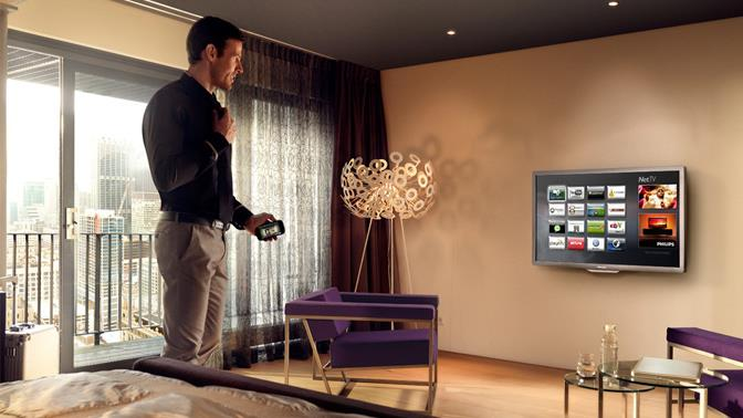 Philips hotel TV