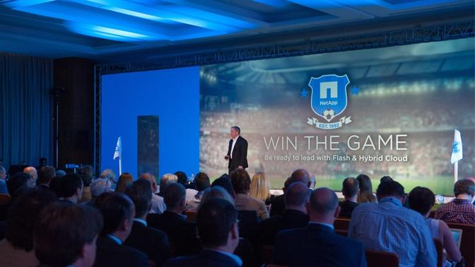Netapp partner executive forum 2017