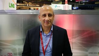 Fadi Moubarak, VP channels, Avaya International