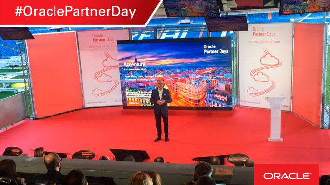 Oracle partner day