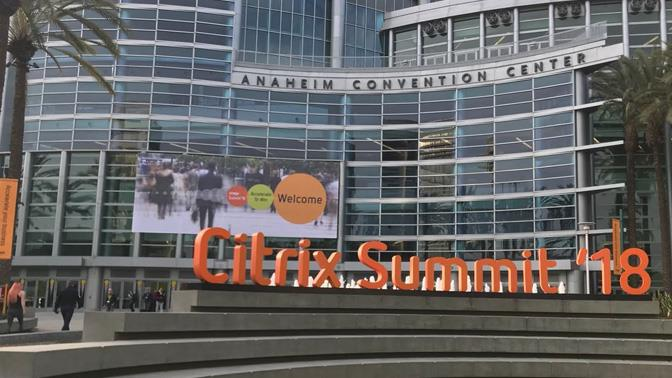 citrix summit 18