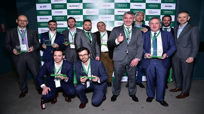 Premios ProPartner Veeam