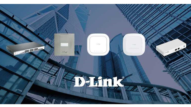 D-link networking