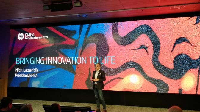 HP Innovation Summit