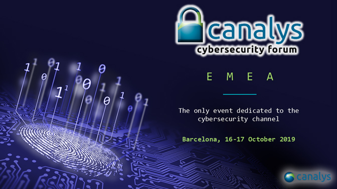 Canalys Cybersecurity Forum