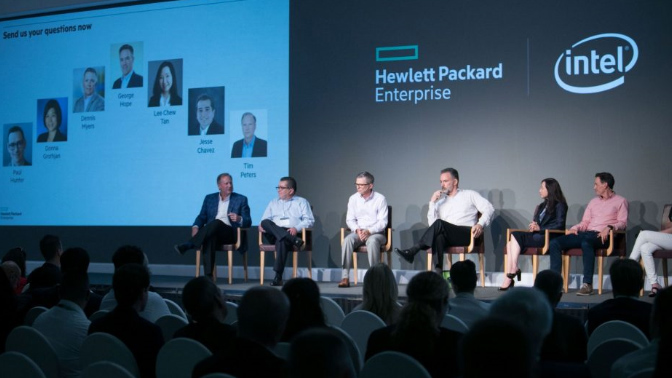 HPE Distribution Partner Conference