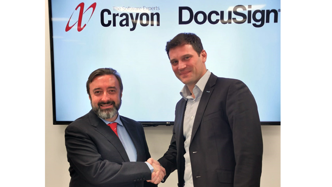 Crayon DocuSign acuerdo