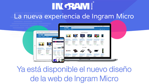 Ingram micro web