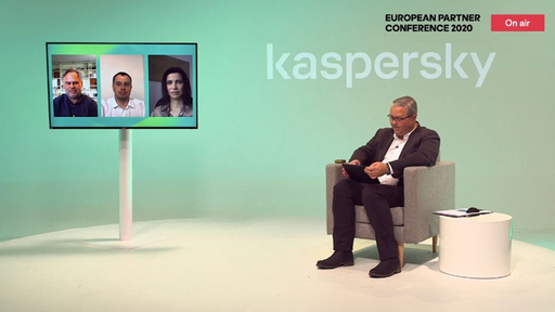 Kaspersky Partner conference