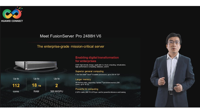 Huawei FusionServer Pro 2488H V6