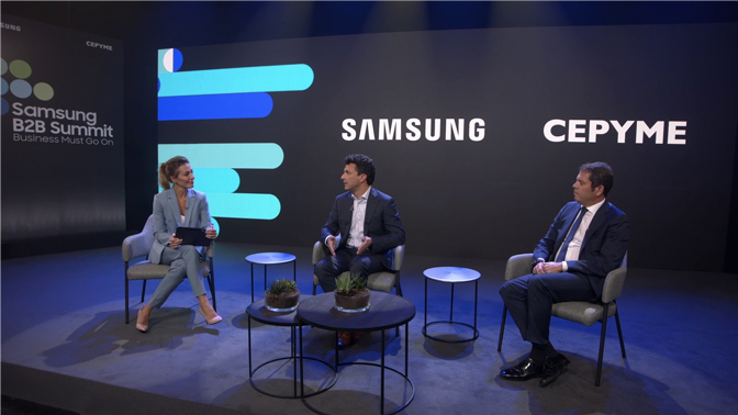 Samsung B2B Summit